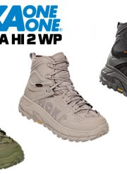 Vol. 70【ITEM】HOKA ONE ONE/ TOR ULTRA HI 2 WP