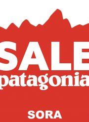 来ました、PATAGONIAのセール!