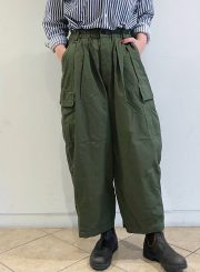 【 HARVESTY 】CIRCUS CARGO PANTS