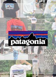 Vol. 88【patagonia】私だってメンズTシャツが着たい