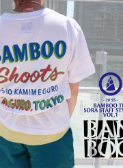 Vol. 89【ITEM】BAMBOO TEE STYLING VOL.1