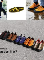 Vol. 102【TOPICS】KEEN JASPER Ⅱ WP