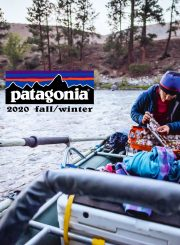 Vol. 100【TOPICS】patagonia 2020 FALL&WINTER