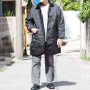 【 MOUNTAIN EQUIPMENT 】QUILTED OVER COAT