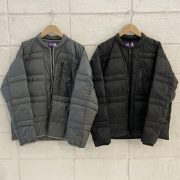 【THE NORTH FACE PURPLE LABEL】FIELD DOWN JACKET