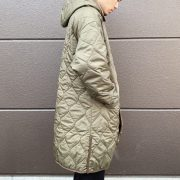 【MOUNTAIN EQUIPMENT】QUILTED OVER COAT