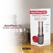 Vol. 126【YouTube】AEROPRESS GO エアロプレスゴー