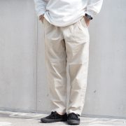 【BURLAP OUTFITTER】TRACK PANT LINEN